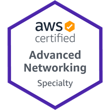 Aws Certified Advanced Networking Specialty